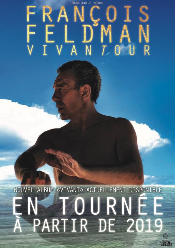 FRANCOIS FELDMAN - Vivantour